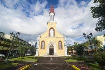 Roman Catholic Archdiocese of Papeete — Stock Photo