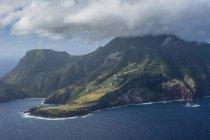 Saba, Antilles néerlandaises, Indes occidentales — Photo de stock