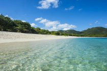 Затоки Лонг-Біч, яловичина острів — стокове фото