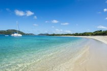 Spiaggia di baia lunga — Foto stock