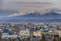 Daisetzuan Nationalpark von Furano — Stockfoto