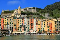 Portovenere, Italian Riviera — Stock Photo