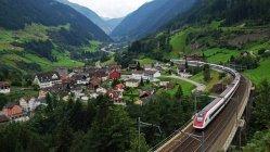 Wassen, Gotthard, Swirtzerland — Stock Photo