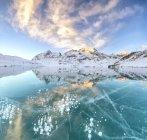 Lago Bianco, Switzerland — Stock Photo