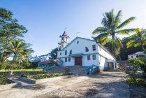 Igreja Católica, Aileu, Timor-Leste — Fotografia de Stock