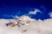 Вершина Евересту — стокове фото