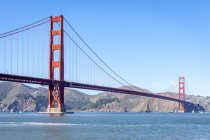 Pont du Golden gate — Photo de stock