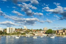 Manly harbour, Sydney — Stock Photo