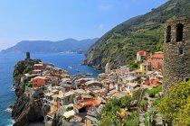 Vernazza, Italian Riviera — Stock Photo