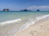 Beach, Ko Ngai, Thailand — Stock Photo