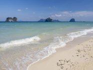 Beach, Ko Ngai, Thailand — Fotografia de Stock