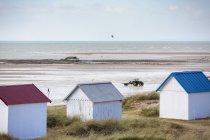 Gouville-sur-Mer, Normandy, France — Stock Photo