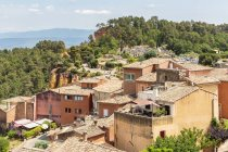 Roussillon, Vaucluse, France — Stock Photo