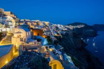 Santorini, Cyclades, Greek Islands — Stock Photo