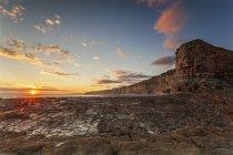 Nash Point, Glamorgan Heritage Coast — Stock Photo