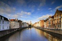 Bruges, West Flanders, Belgium — Stock Photo