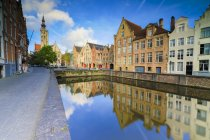 Bruges, Flandre occidentale, Belgique — Photo de stock
