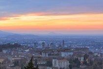 Bergamo, Lombardy, Italy — Stock Photo