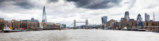 Panorama de London, United Kingdom — Photo de stock