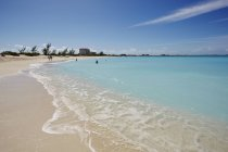Sands of Grace Bay on Providenciales — Stock Photo