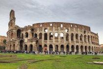 Colosseum Roman Amphitheatre — Stock Photo