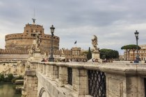 Castle of Holy Angel at Vatican area — Stock Photo