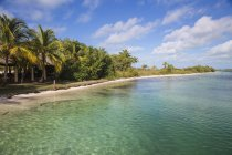 Cayo Largo De Sur island — стокове фото