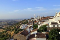 Medieval fortified village of Monsaraz — Stock Photo