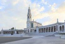 Собор Богоматері вервиці — стокове фото