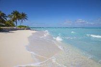 Plage à Treasure Cay — Photo de stock