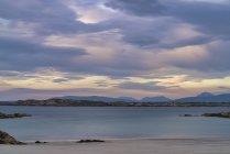 Пляжі біля села Leabgarrow — стокове фото