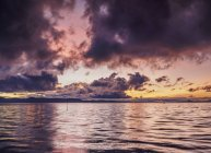 Lago Titicaca, ao nascer do sol — Fotografia de Stock
