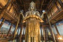 Avalokiteshvara Statue in Gandan Kloster — Stockfoto