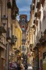 Back street in Sorrento — Stock Photo