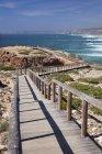 Praia da Borderia beach — Photo de stock
