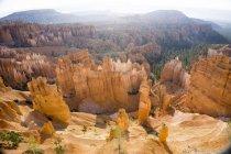 Национальный парк Брайс на закате — стоковое фото