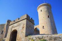 Bellver Castle in Palma de Mallorca — Stock Photo