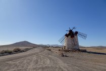Molino de Tefia windmill — Photo de stock