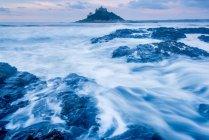 Гора Сен Майклс — стокове фото