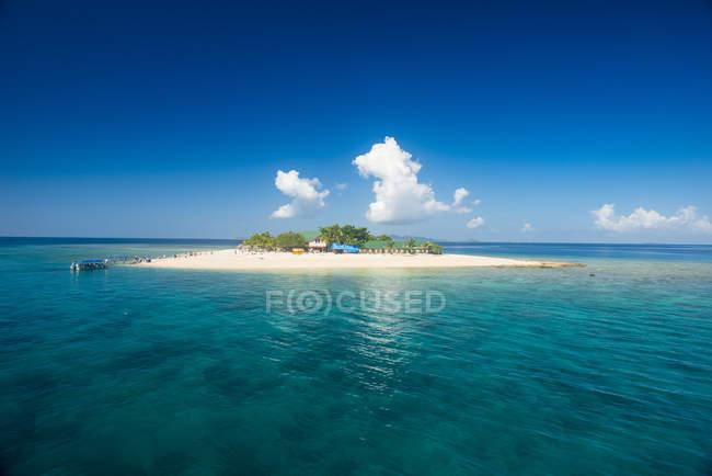 Південно морських острова, острови Mamanuca — стокове фото