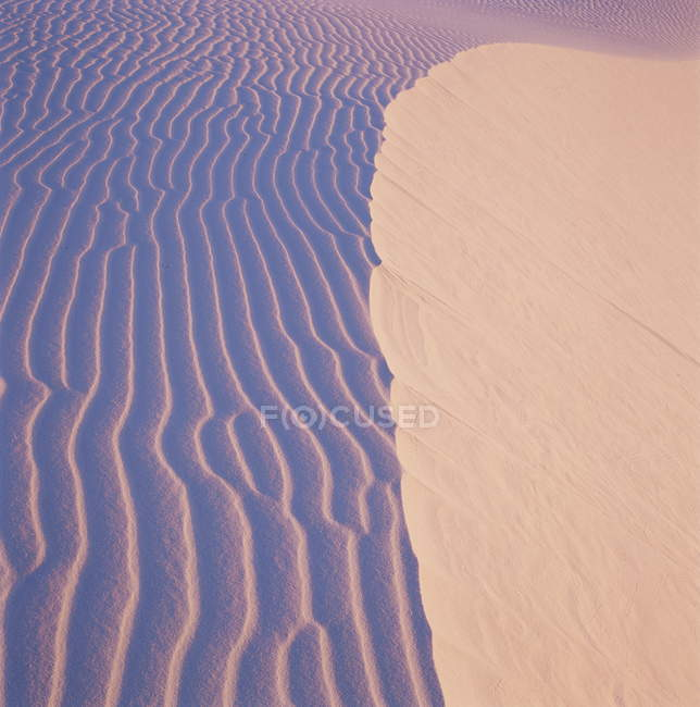 Dunes, White Sands National Park — Stock Photo