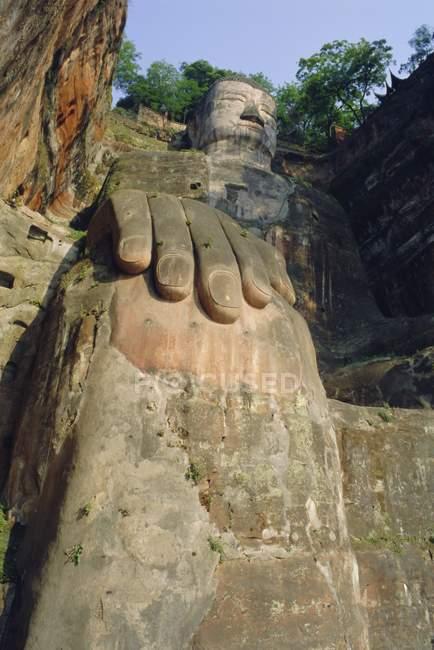 Статуя Будди, Lechan, Сполучені Штати Америки — стокове фото