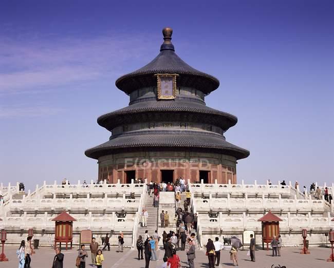 Temple du ciel à Pékin — Photo de stock