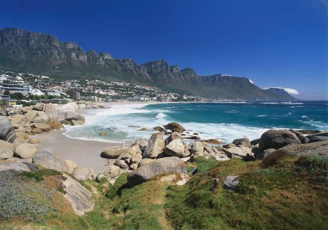 Clifton Beach, Cape Town — Stock Photo