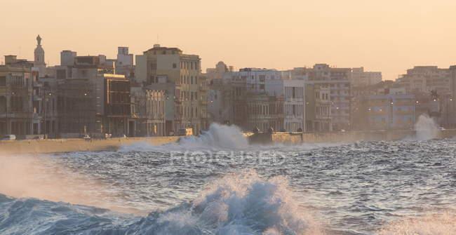 Malecon, Havanna, Kuba — Stockfoto