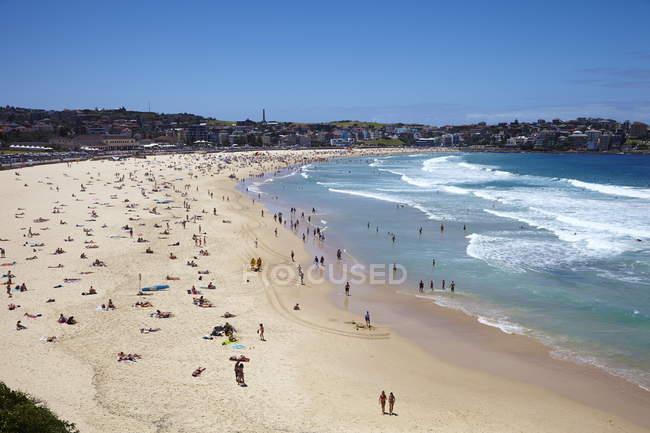 Bondi Beach, Sydney — Stock Photo
