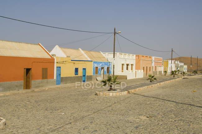 Villaggio di Provoacao Velha, Capo Verde — Foto stock