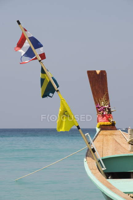 Kata beach in Phuket — Stock Photo