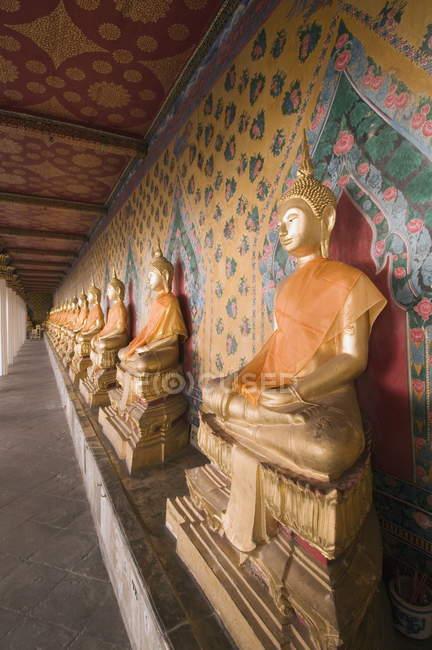 Wat Arun Tempel von Dawn — Stockfoto