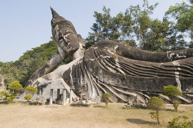 Buddha Park, Vientiane, Laos — Stock Photo